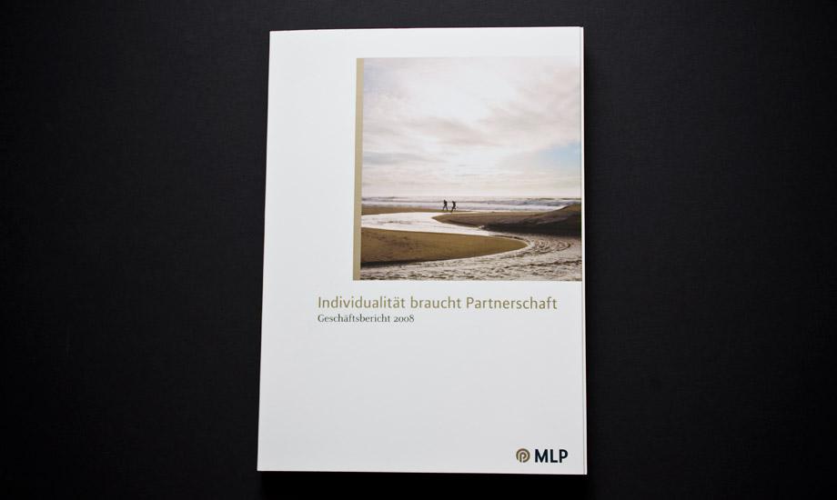 MLP Geschäftsbericht 2008